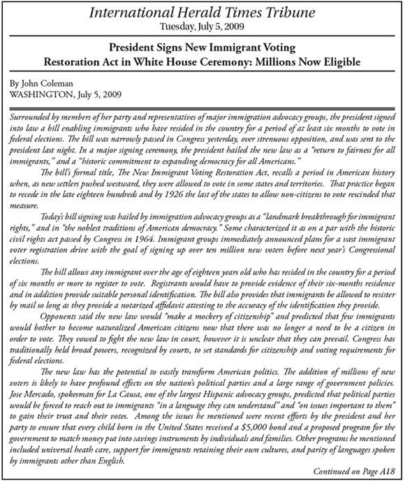 persuasive essay about immigration reform Persuasive speech: immigration reform no description by robby livaudais on 20 march 2012 tweet comments (0) please log in to add your comment.