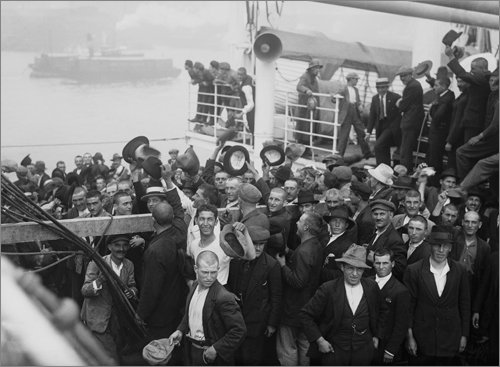 the german immigration to the united states in the years 1870 1930 Irish and german immigration  from 1820 to 1870,  the germans had little choice — few other places besides the united states allowed german immigration.